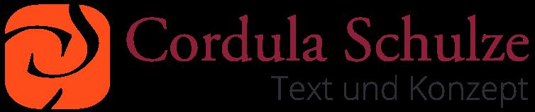Cordula Schulze Text und Konzept